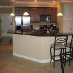 Full fully state of the art equipped kitchens. (1,2,3 bdrms)