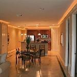 Luxury upgrades throughout, fully furnished,relax on the balconies.