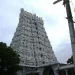 Thrichandur Lord Muruga Temple