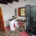 Bathroom in Protea Garden Suite