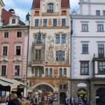 Renaissance buildings abound in Old Town