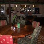 The Lobby/restaurant