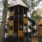 childrens outdoor playground