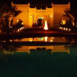 Innenhof mit großzügigem Swimmingpool