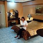 Executive Room - with Indoor Jacuzzi