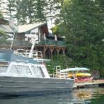 Eco Tour Boat and Kayaks