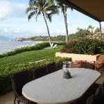 Lounging & Dining on Our Lanai with Warm Balmy Breezes