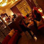 Great bar upstairs