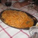 'house' pasta