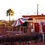 View of Westerner Motel