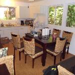 cucina/soggiorno del ns. bungalow