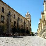 Mezquita of Cordoba from outside