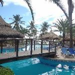 piscine du isla caribe