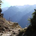 view of JDNP, upper Mo Chhu