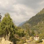 typical terraced farm, JDNP