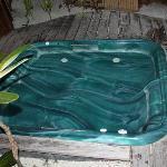 Mini piscina vieja