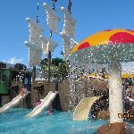 kids club water park