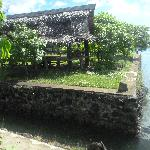 fishing village boat ramp