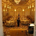 The wonderful Gold Room