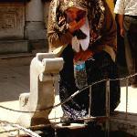 Dem Wasser des Brunnens werden wundersame Heilkräfte zugeschrieben