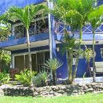 Front of Casa Azul