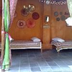 Outdoor Resting Area