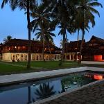 Kerala Palace night view