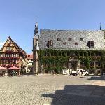 Quedlinburg, Rathaus am Markt
