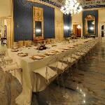 Allestimento piano nobile