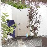 il bagno maldiviano - senza tetto