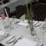 groeps diner