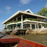 Frattini's Restaurant at Brunei River