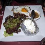 Steak a Cheval