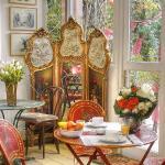 Petit-dejeuner en salle ou dans le jardin
