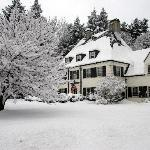 Our Brattleboro Inn in winter