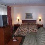 Studio Suite-Queen Bed-Queen Sofa, Fireplace-Full Kitchen