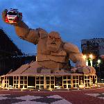 Dover Speedway's Miles the Monster