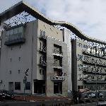 HOTEL VANGUARDA, GUARDA, PORTUGAL