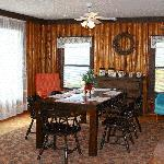 Dining Room of Three Bedroom Cottage