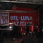 The stage at Bel-luna