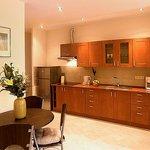1Bedroom Flat Sławkowska_Kitchen