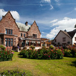 Appleby Manor set in award winning gardens