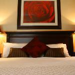 Popular romantic and honeymoon destination