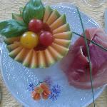 Melon, Bayonne et Jurançon