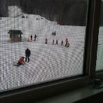this is the view from my room at the Jackson gore inn