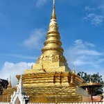Wat Phrathat Chae Haeng in Nan