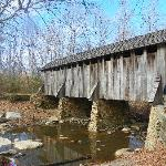 beautiful nearby photography spot Pisgah covered bridge