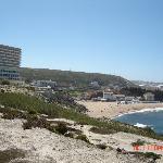 Praia e paisagem deslumbrante!