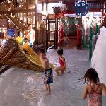 Big Splash Indoor Water Park