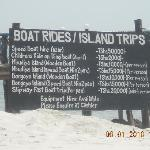 Boat prices
